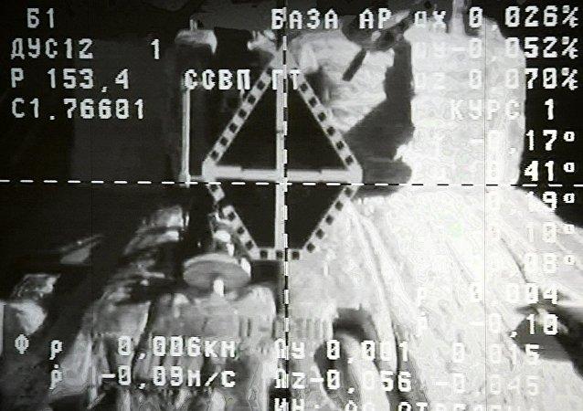 """俄专家:建立""""永久""""国际空间站是未来探索太空最有效办法"""