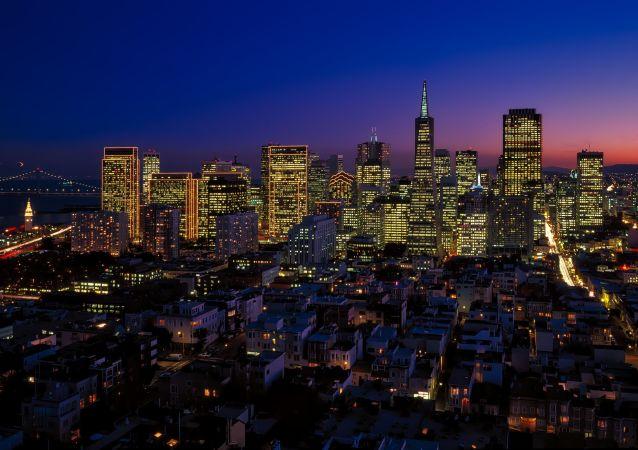 美国旧金山