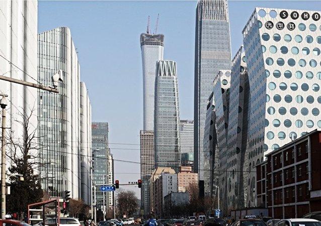 報告:北京居中國城市創新競爭力排名首位