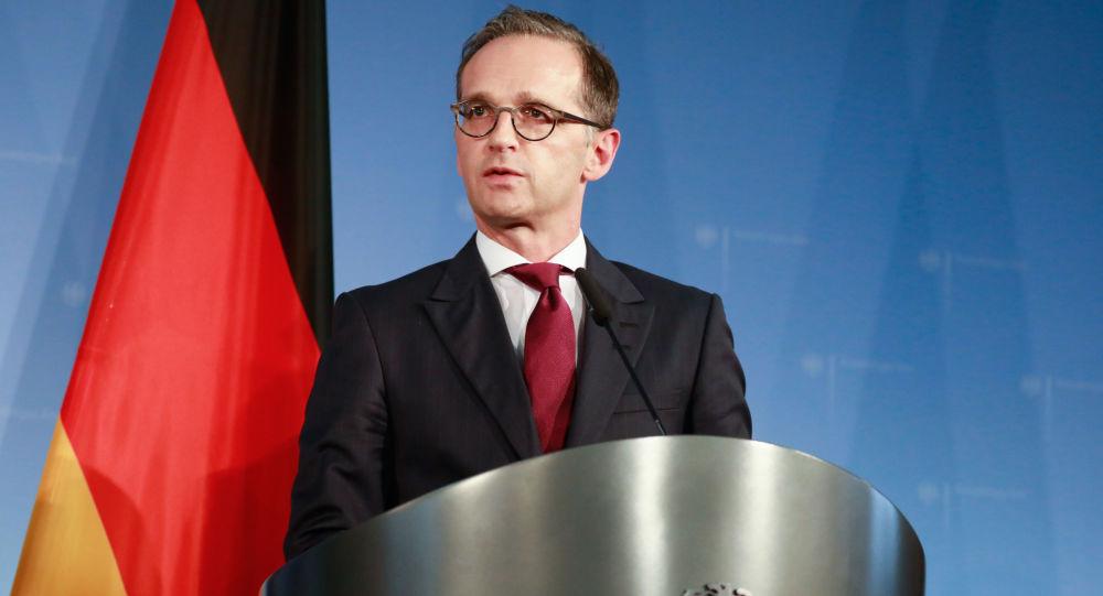 德國外交部長海科·馬斯