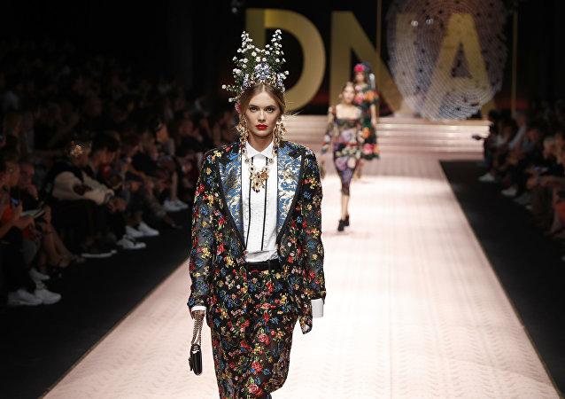 时装品牌Dolce&Gabbana (D&G)