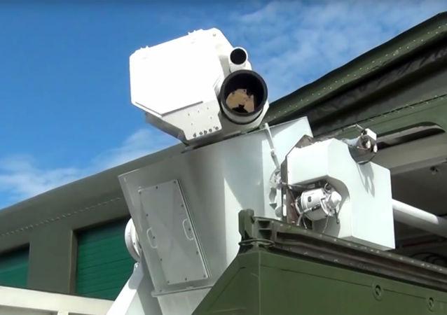 Peresvet激光武器系统