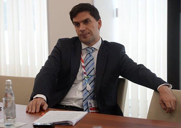 俄农业集团公司总经理马克西姆∙巴索夫