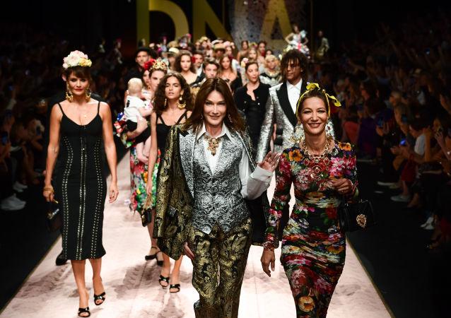 華媒:D&G「辱華」爭議廣告女主發聲 幾乎斷送了模特事業