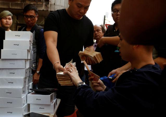在中國iPhone是窮人標配?
