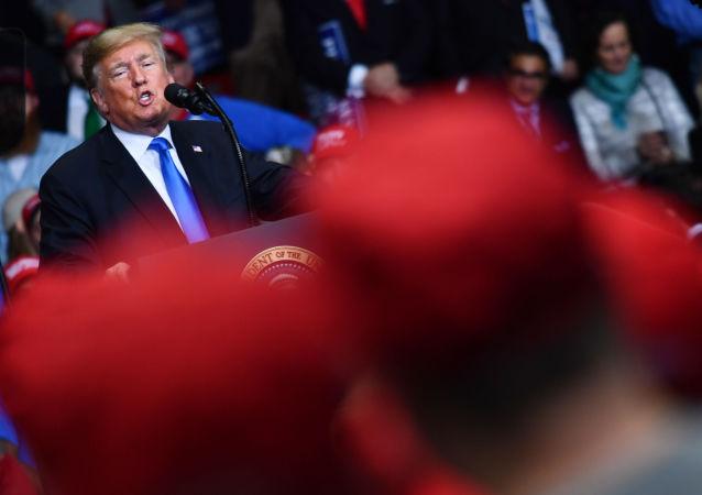 2020年美大選中特朗普在一關鍵搖擺州的支持率或不敵拜登