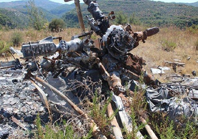 俄侦查委介绍俄飞行员在叙殉职事件调查进展