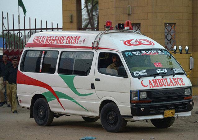 巴基斯坦救护车