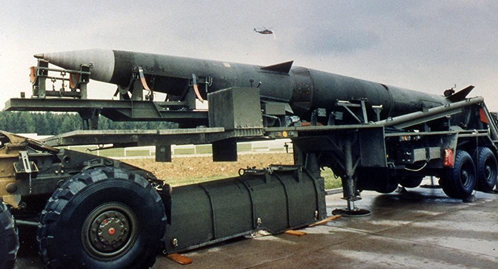 美国中短程导弹