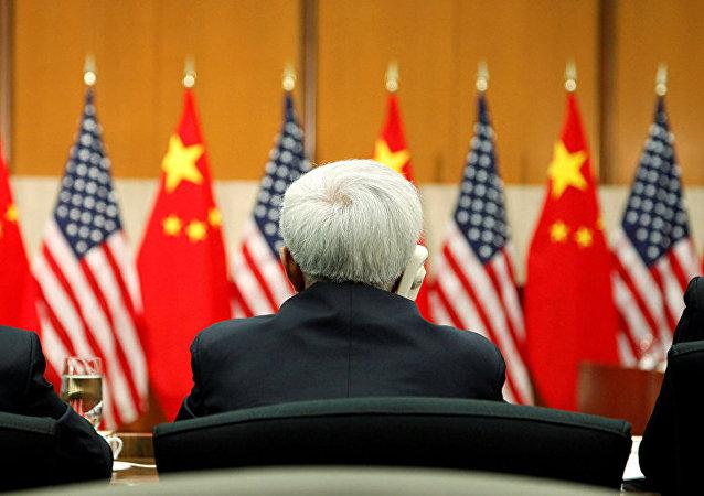 媒體:中美副部級經貿磋商正式開始