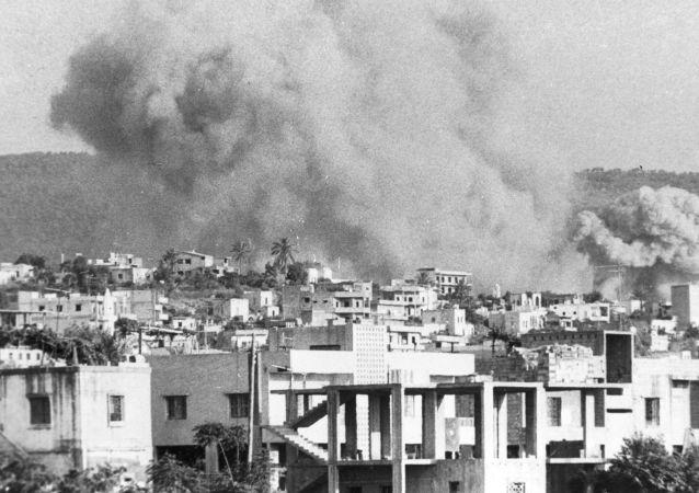 黎巴嫩,1982年