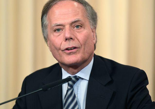 意大利外交部:意方希望俄羅斯協助調解利比亞局勢
