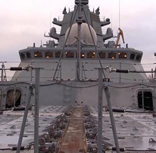 俄22350型護衛艦將迎來工廠試航