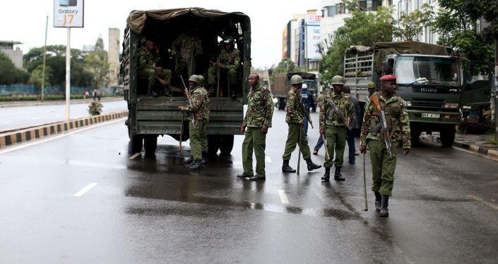 肯尼亞警方