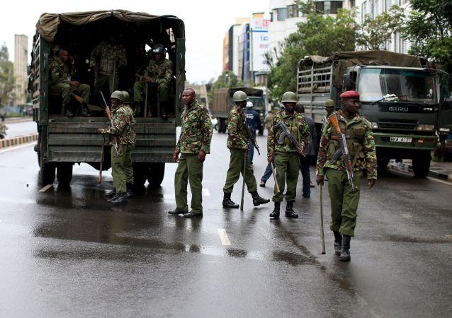 肯尼亚警方