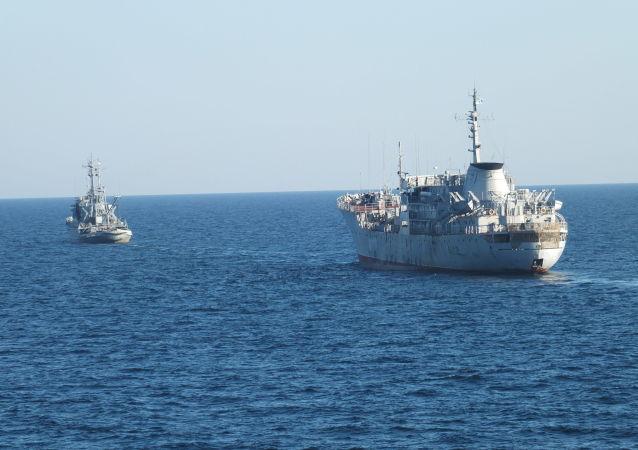 烏克蘭艦艇