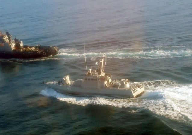 侵犯俄邊界的烏海軍3艘艦艇被扣留