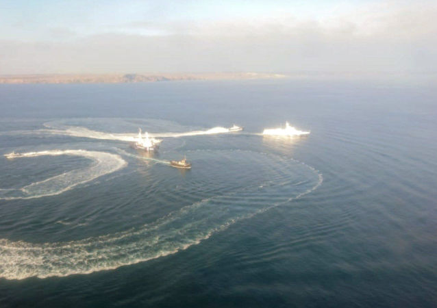 俄安全局采取措施阻止乌克兰海军在黑海挑衅
