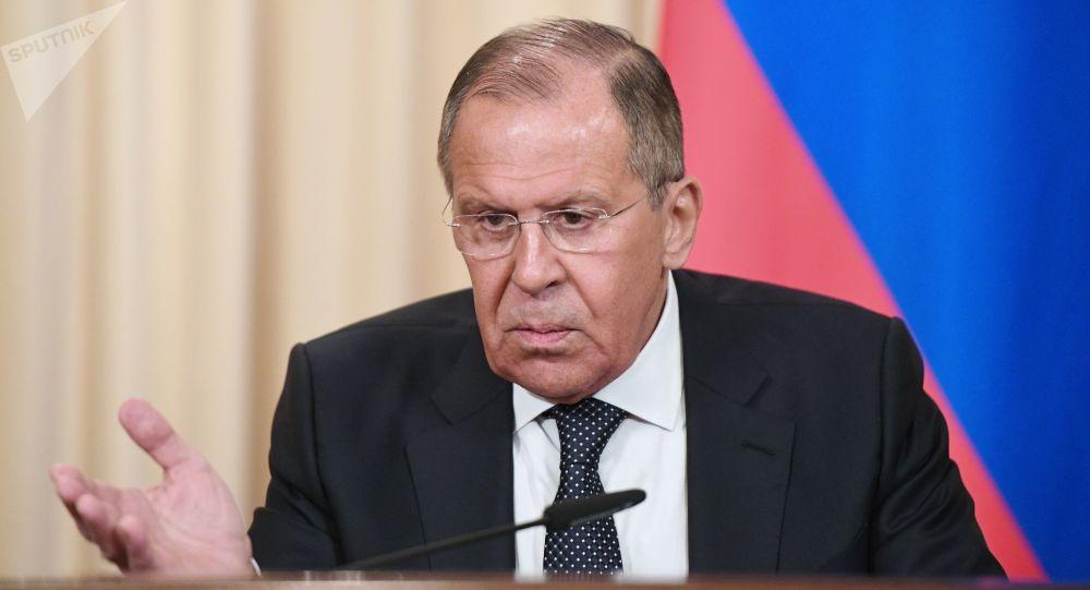 俄外长:俄曾提议在俄-北约理事会讨论《中导条约》问题但遭拒绝