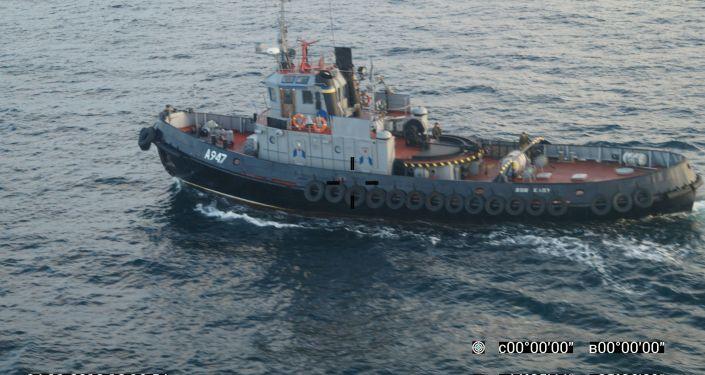 俄罗斯采取一切措施避免与乌军舰发生武装冲突