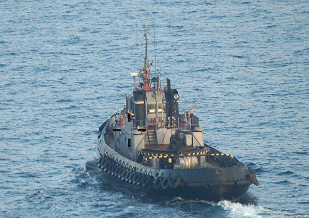 乌克兰安全局称在俄被扣的海军船只上有其员工