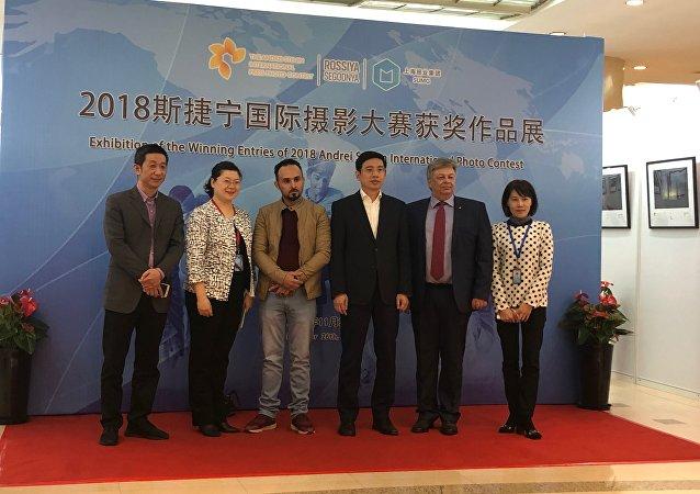 斯捷寧新聞攝影大賽獲獎作品展在上海開幕