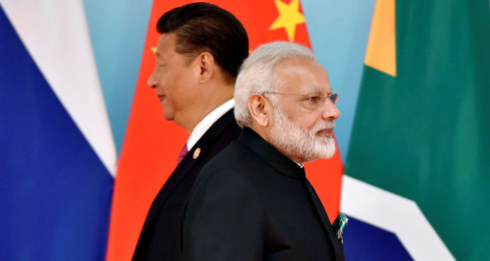 專家:中國有優於美國的優勢爭奪印度