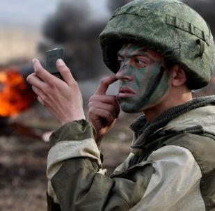 俄海军陆战队日