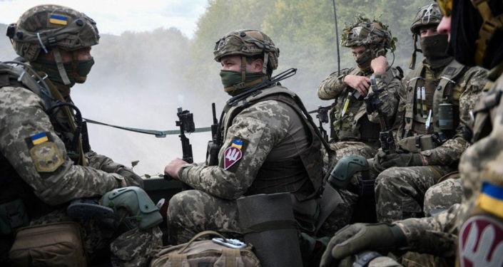 乌克兰部队
