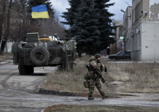 2019年乌克兰国防预算将为37亿美元