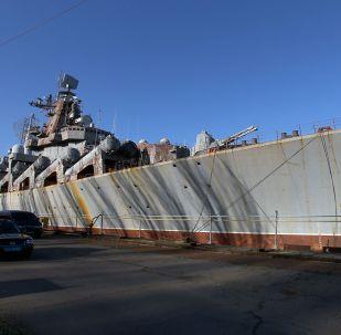 乌克兰号导弹巡洋舰