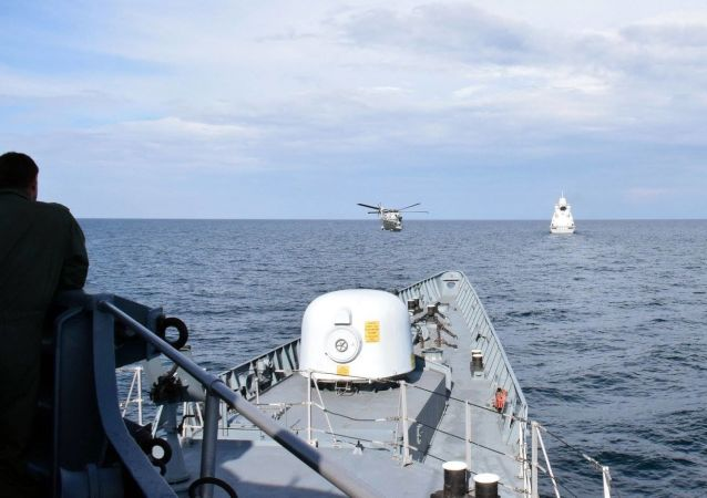 俄海軍上將對美國海軍在黑海的挑釁予以預先警告
