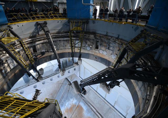 俄罗斯东方航天发射场发射台发现有严重缺陷
