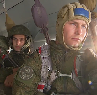 俄羅斯海軍陸戰隊日