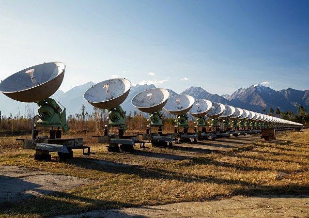 俄研究人员在华推介太阳地球物理综合观测项目