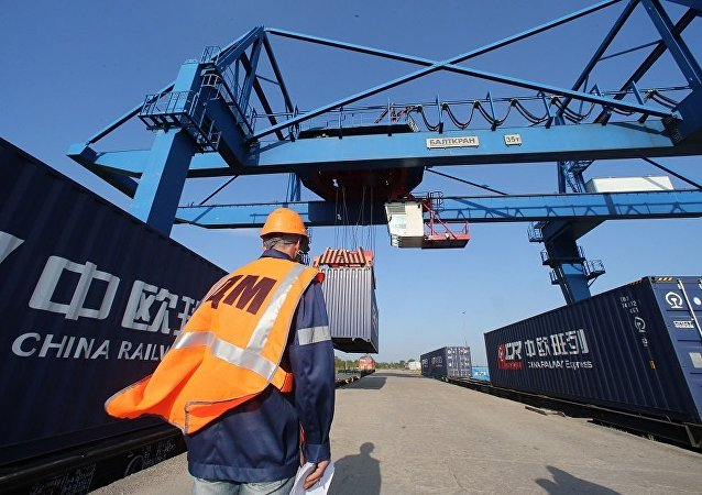 中国海关总署:2019年首月中国货物贸易进出口总值增长4%