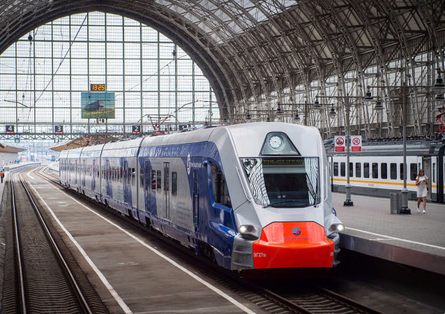 莫斯科基輔火車站