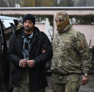 媒體:俄或在烏選舉後用烏水兵交換被基輔關押的俄公民