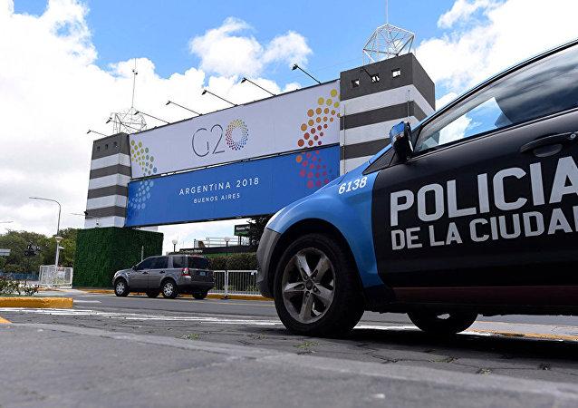 歐盟外交官稱阿根廷G20峰會氣氛史上最緊張