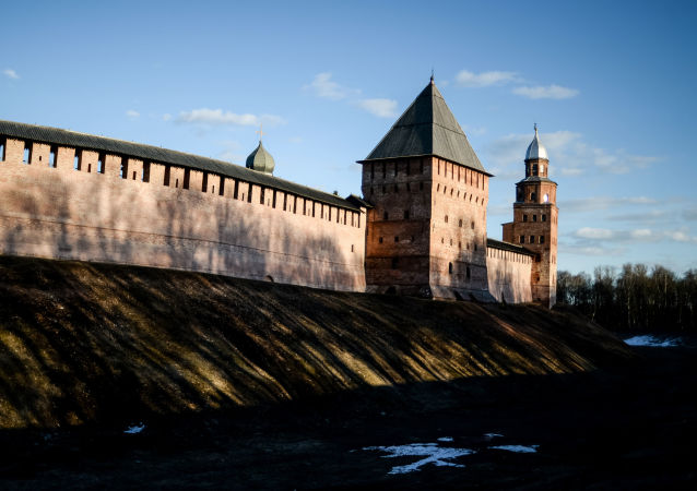 大诺夫哥罗德克里姆林宫