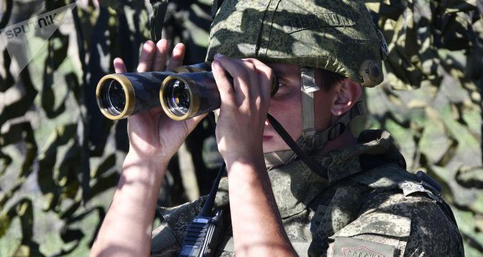 俄中部军区军人2019年将参加4场国际演习