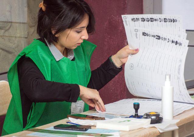 歐安組織觀察團:格魯吉亞總統選舉中的違規現象並不影響結果的公正性