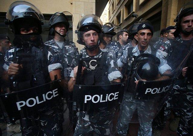 黎巴嫩首都爆發大規模反政府示威遊行