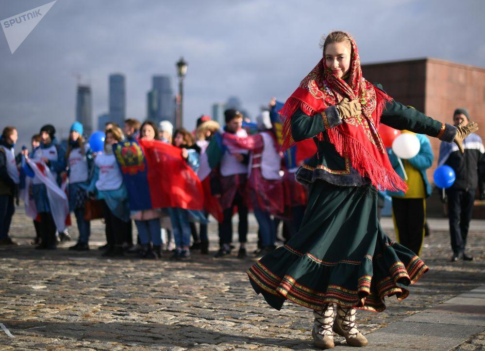 莫斯科民族文化節