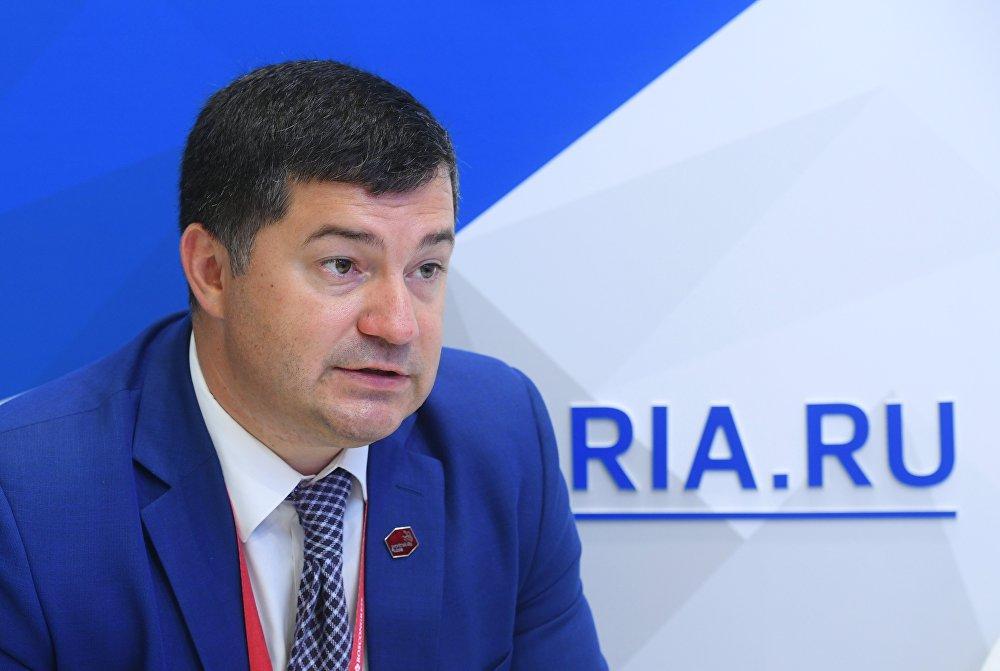 俄羅斯技能競賽組織總經理羅別爾特·烏拉佐夫