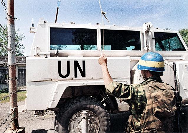 聯合國維和人員