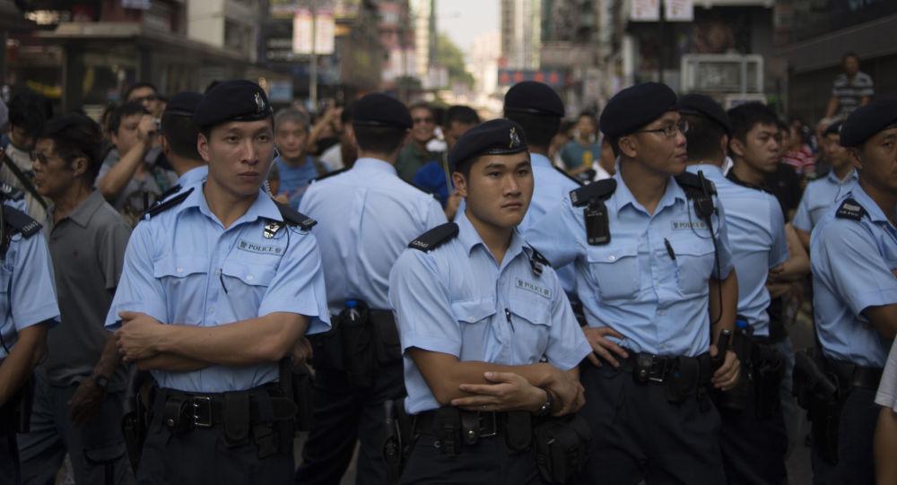 中國外交部稱北京準備向香港派軍是假新聞