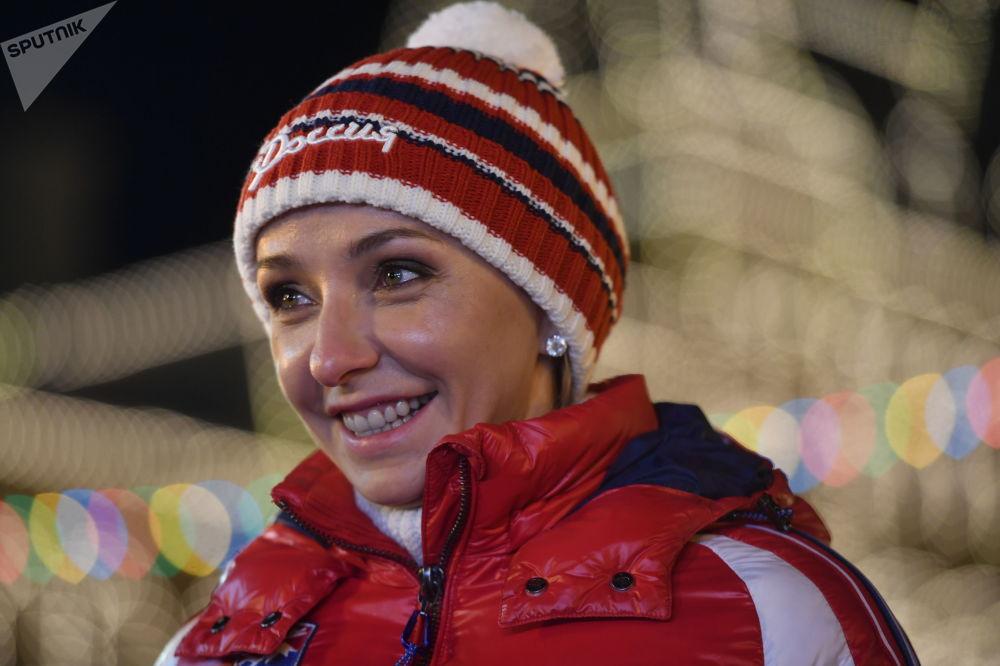 觀眾也可親身試玩冰壺。在紅場經典賽期間,來自俄羅斯的著名運動員將為初學者開辦教學課。