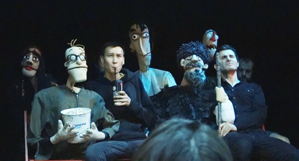 俄罗斯戏剧艺术学院邀请中国学生