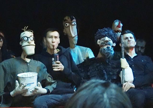 俄羅斯戲劇藝術學院邀請中國學生